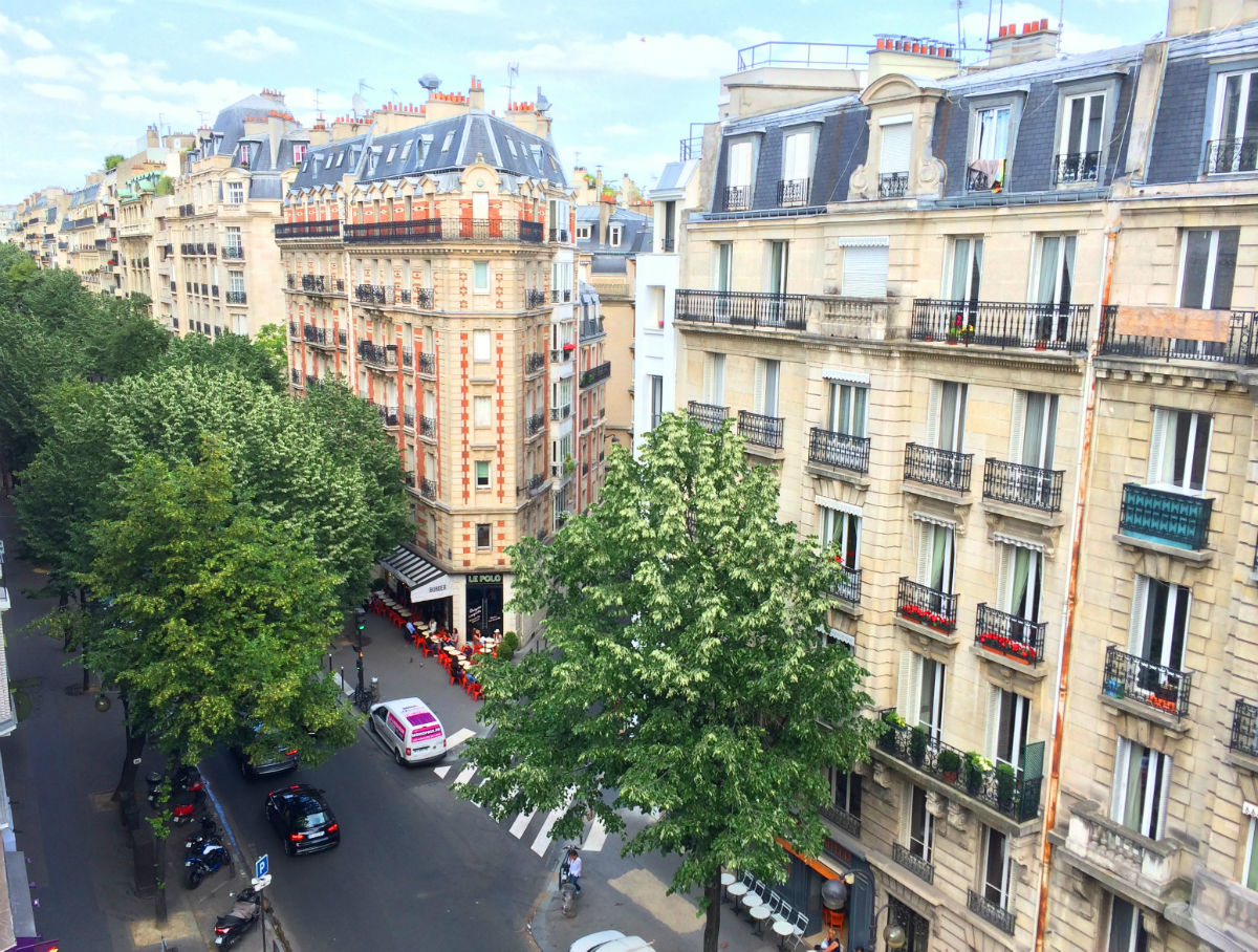 Immobilier paris 16e