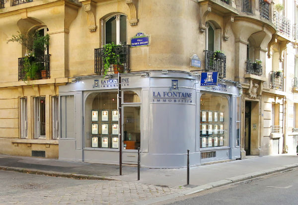 La Fontaine Immobilier